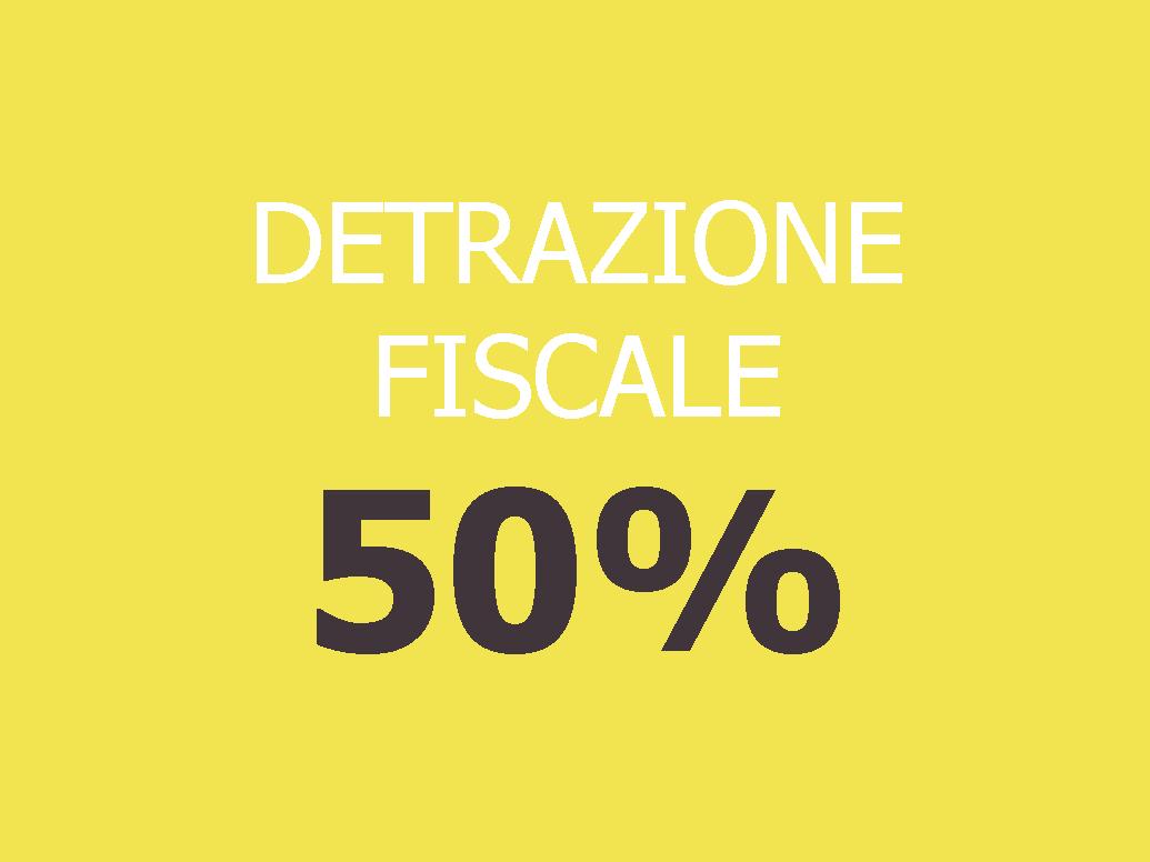 Detrazione fiscale del 50 per la sicurezza della tua casa for Detrazione 50
