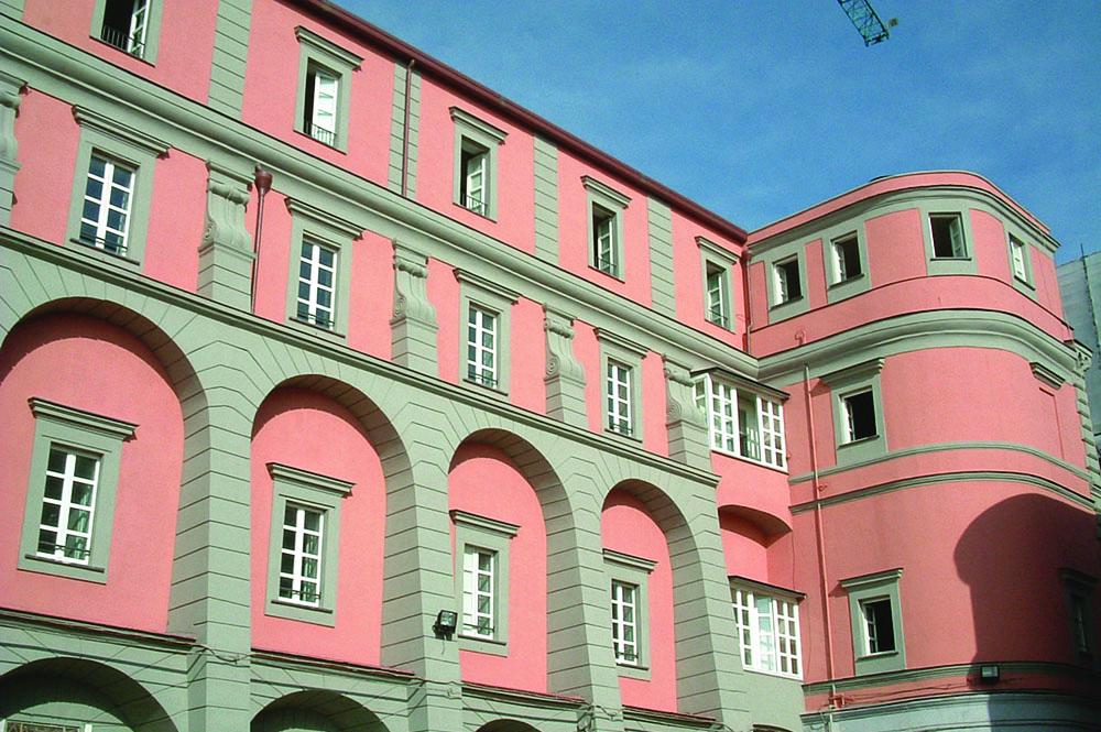 Accademia Militare Nunziatella - Napoli